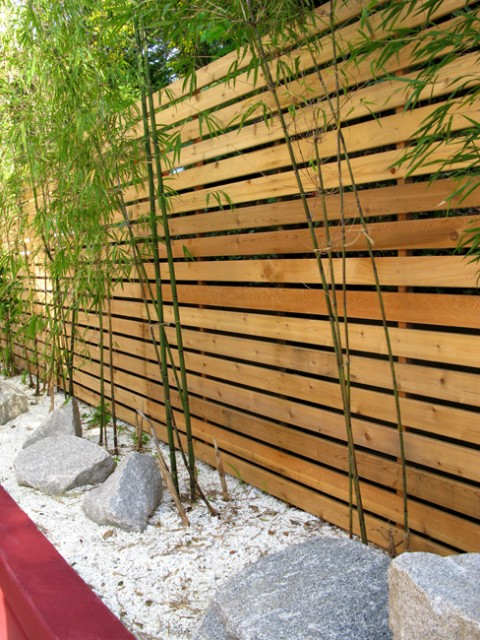 Privacy Please: Outdoor Walls