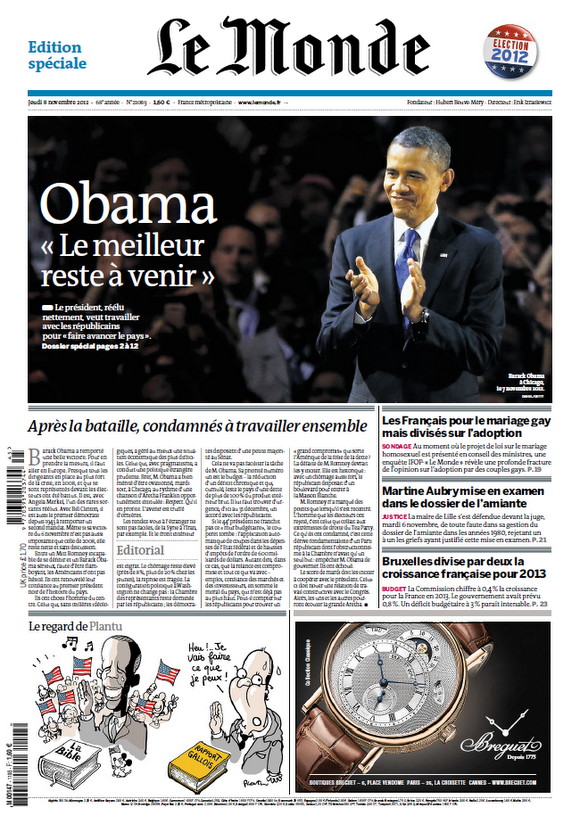 Le Monde.fr - Google+