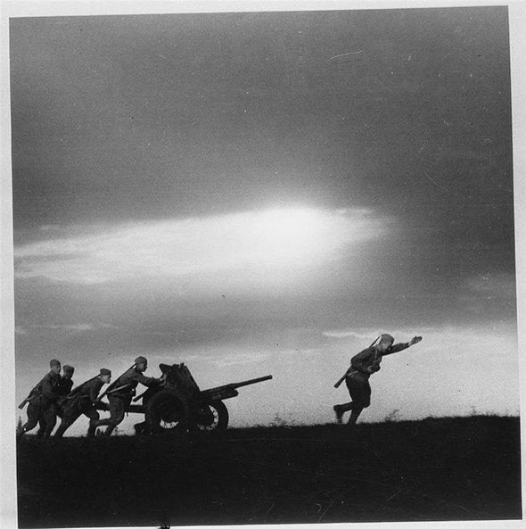 Unseen World War II Photos - Chill Out Point