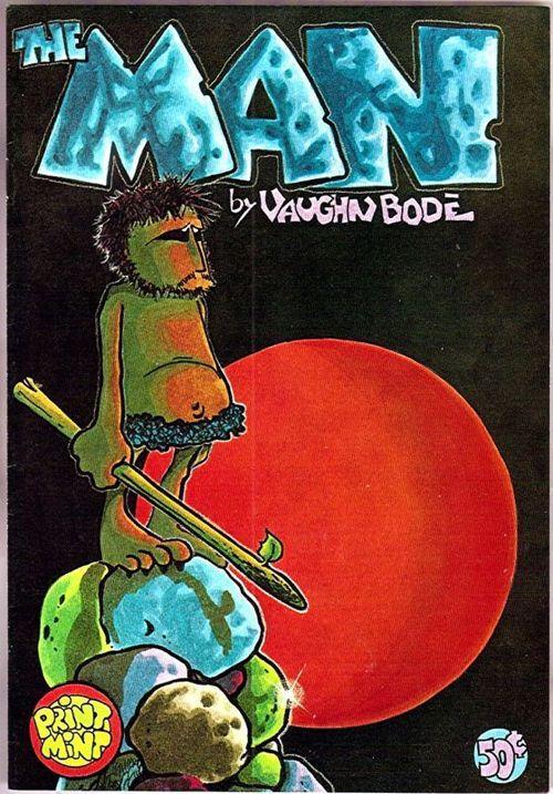 Comic Book Artist: Vaughn Bode | Abduzeedo Design Inspiration & Tutorials