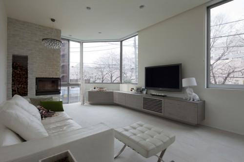 Monzen-nakacho House | Leibal Blog