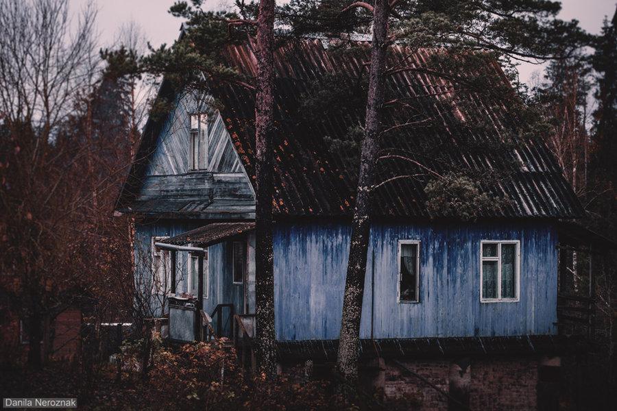 old house2 by ~Danila-Neroznak