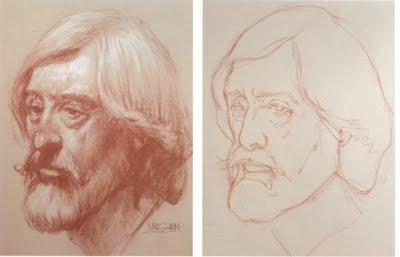 Mary Mulvihill - Temecula Artist: Reference Material for Drawing the Head