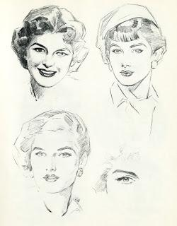 Tears of Envy's blog: The work of Andrew Loomis