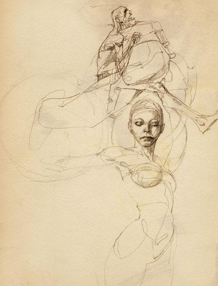 Drawing Workshop 1: Gesture Drawings