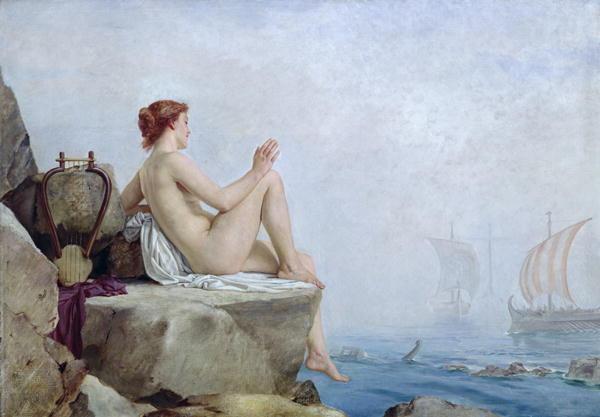 Armitage - A Siren (1888)