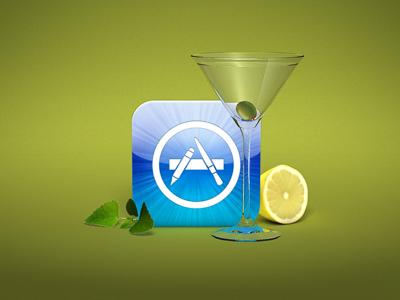 The Cocktail-App on App-Store now! by Konstantin Datz
