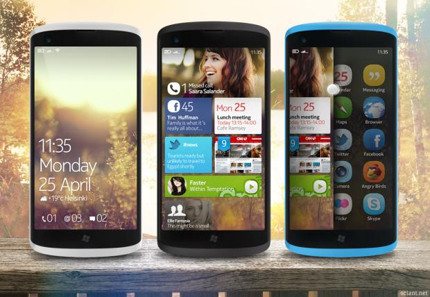 Amazing Windows Phone 7 & MeeGo Concept | UI Design