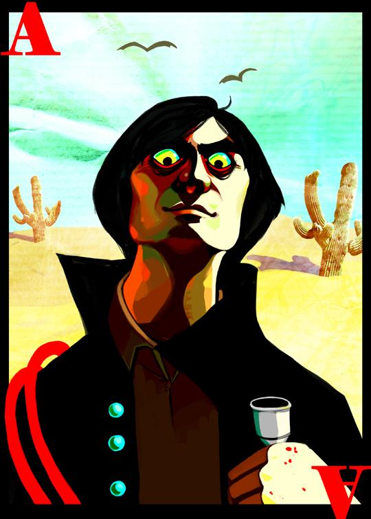 A is for ANTON CHIGURH by *Buuya