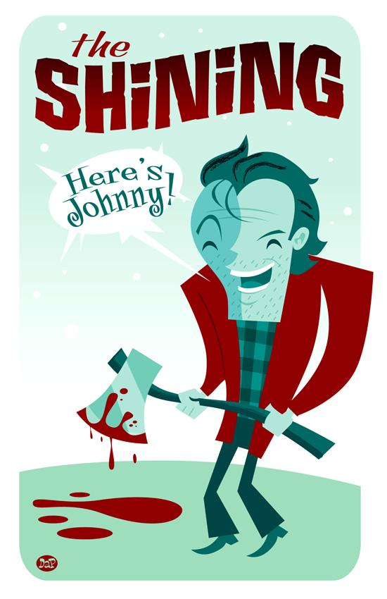 Here's Johnny by *Montygog