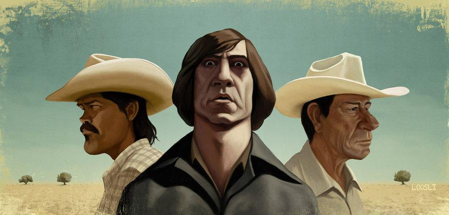No Country for Old Men by ~infernovball