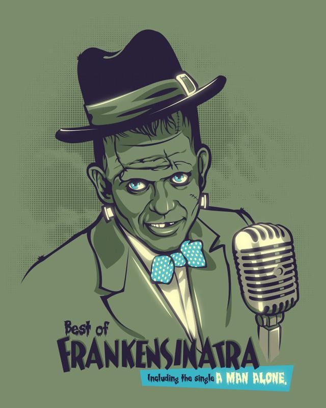 Frankensinatra by *dracoimagem-com