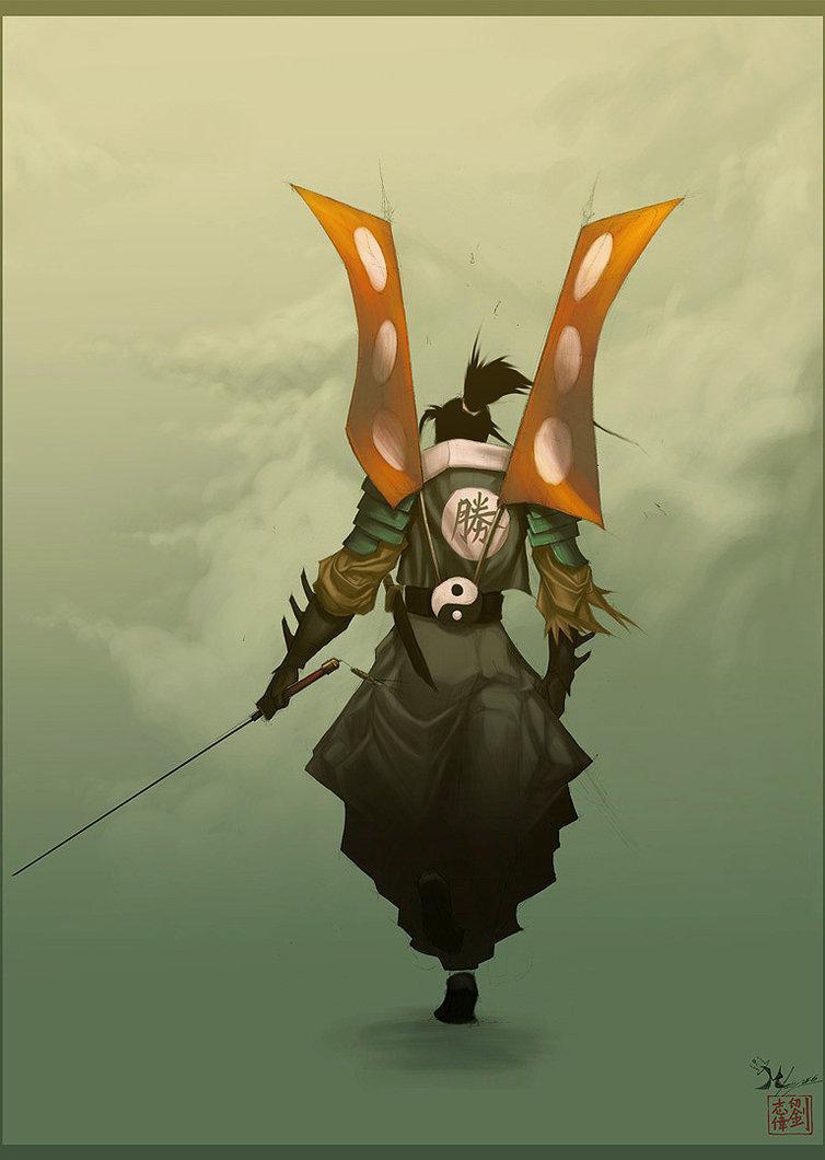 Ninja by ~ningyee7