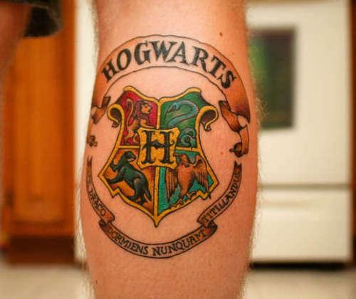 Tatuagens Harry Potter | GEEKISS