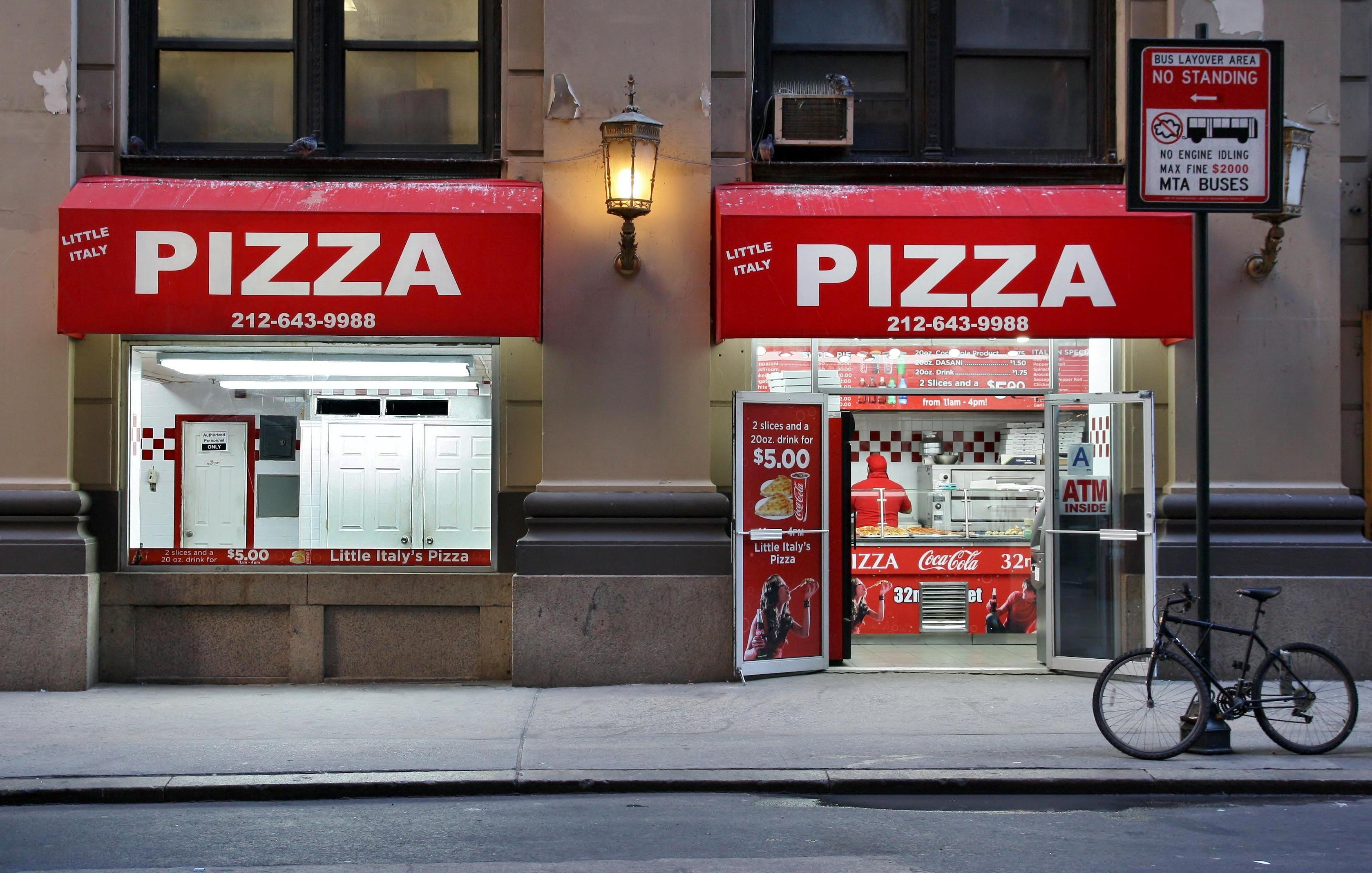 All sizes | Little Italy Pizza | Flickr - Photo Sharing!