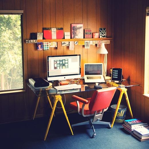 Designspiration — campsite   ben barry