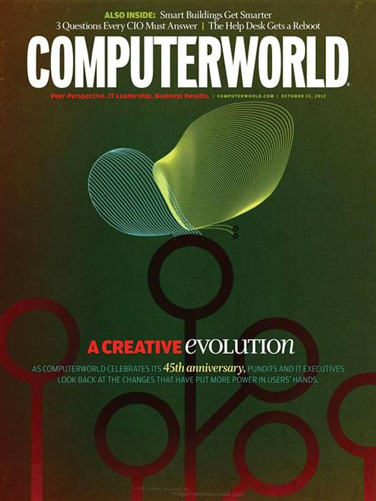 NAS CAPAS: COMPUTERWORLD