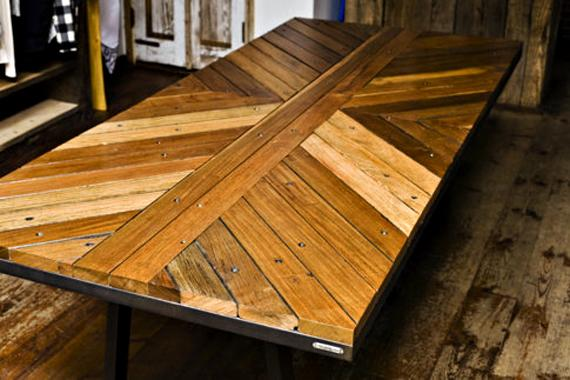 Coney Island Boardwalk Table | Cool Material