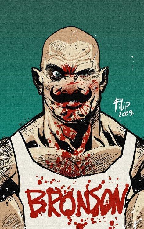 Foreign Matter Comic | Bronson.