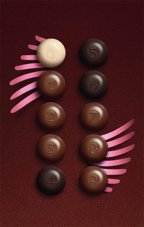 Le Chocolat FAUCHON chez Printerest - C Saveurs Là