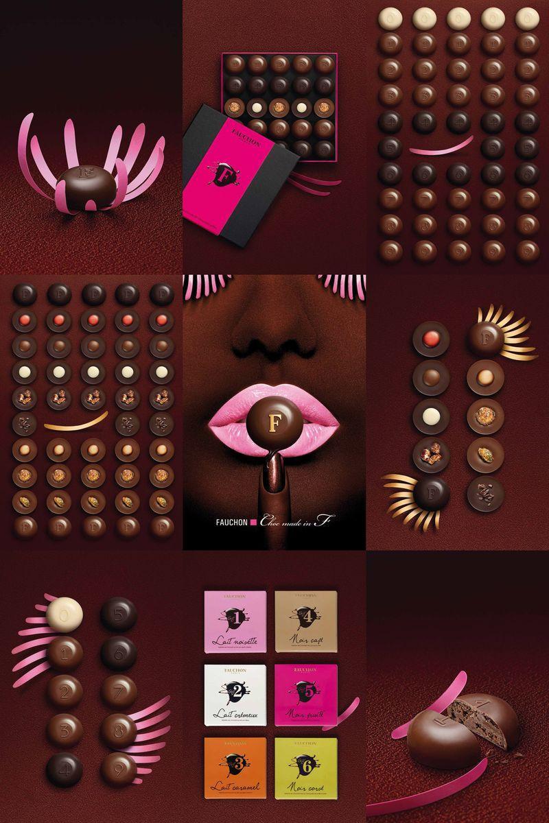 Fauchon en état de choc ! | Sucré Design - Pâtisserie créative par Christophe Adam