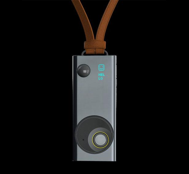 Autographer Wearable Camera