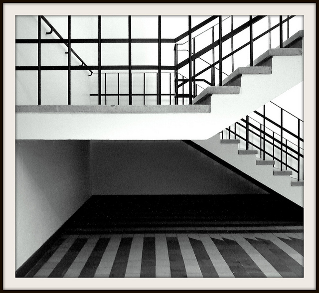 Stairs.   Flickr - Photo Sharing!