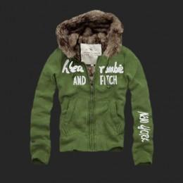 Hollister UK Sale,Abercrombie Mens Fur Hoody Coat 011