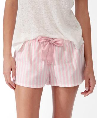 Vertical Stripe PJ Shorts | FOREVER21 - 2030187080