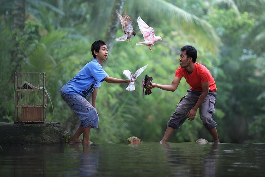 Life in Indonesia by Taufik Sudjatnika | inspirationfeed.com