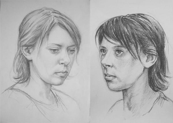 Works on Paper | Portrait Artists Australia