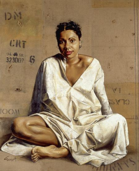 National Portrait Gallery, Canberra - Deborah Mailman, 1999