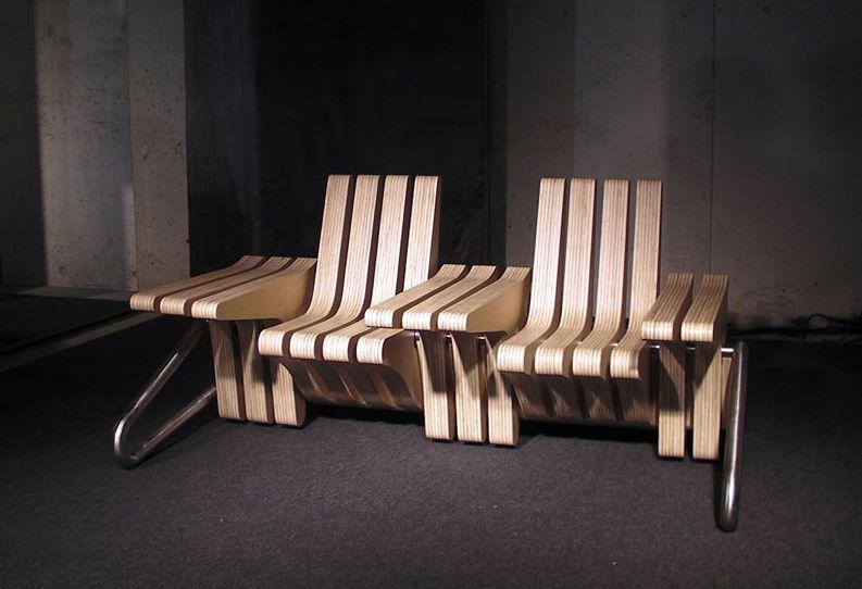 Coffee Bench Coffee Bench Design by Karolina Tylka