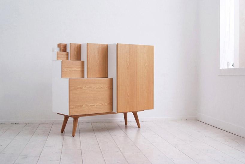 An Furniture An Furniture Collection Design by KAMKAM