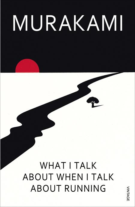 Creative Review - Murakami covers by Noma Bar