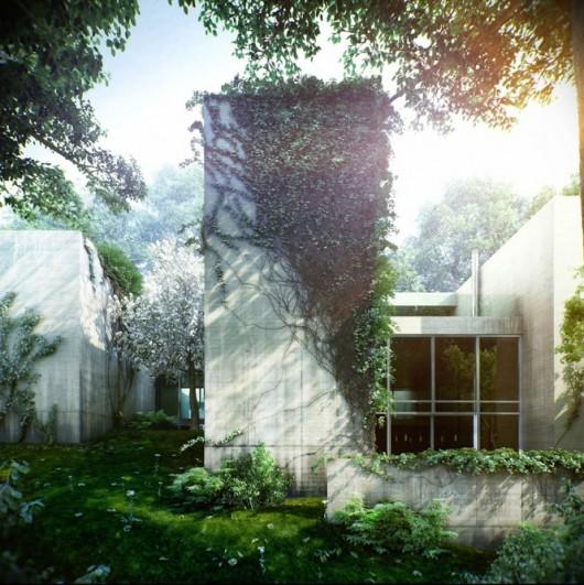 WANKEN - The Blog of Shelby White» Overgrown House in Hungary