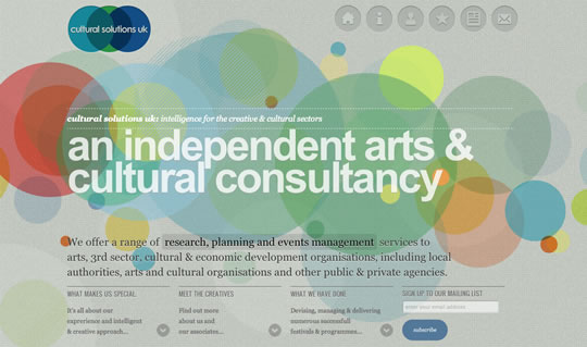 21 Examples of Parallax Scrolling in Web Design | Inspiration