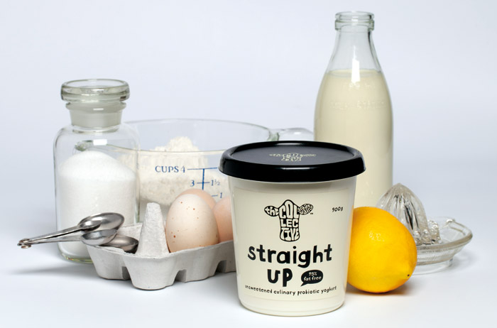 The Collective: Gourmet Probiotic Yoghurt - TheDieline.com - Package Design Blog
