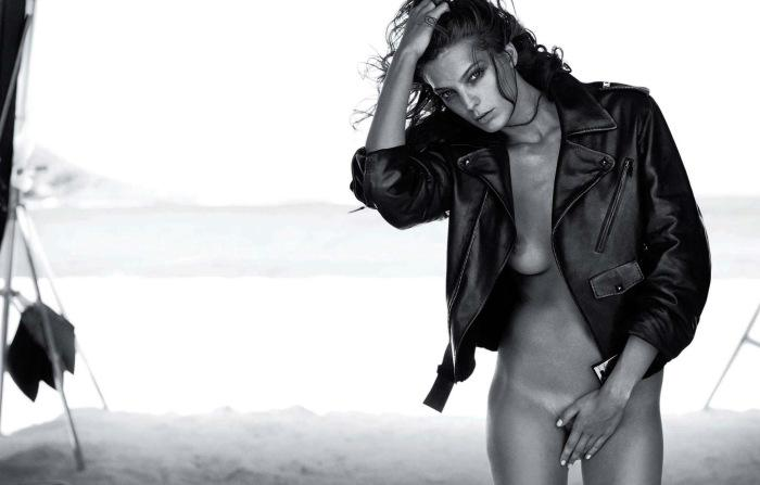THE NUDES IN VOGUE | Treats! Magazine