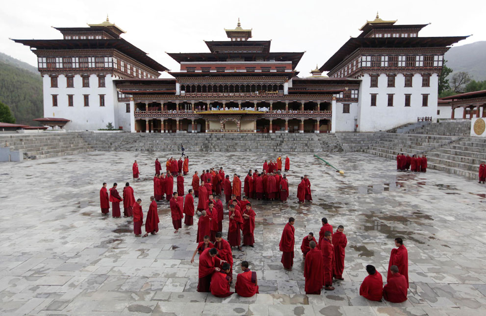 A Trip to Bhutan - Alan Taylor - In Focus - The Atlantic