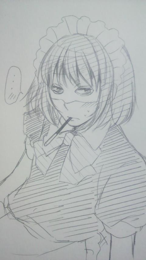 秀三先生がポッキーをくわえてこっちを見ている!さぁ、あなたはどうする!?シンキングターイムッ ... on Twitpic
