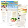 Newsletter Template Designs | Business Newsletters | StockLayouts®