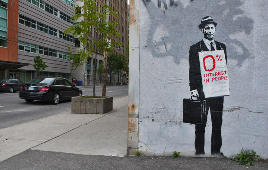 Banksy - Outdoors