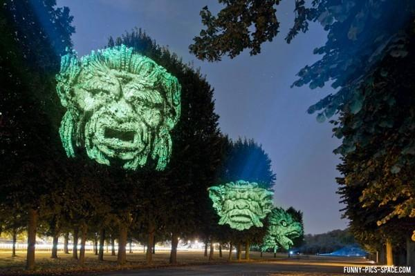 http://images.wookmark.com/171254_astonishing-cool-3d-projection-over-trees-11-images-4.jpg