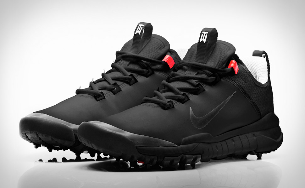 Nike Free Tiger Woods Prototype Golf Shoes | Uncrate