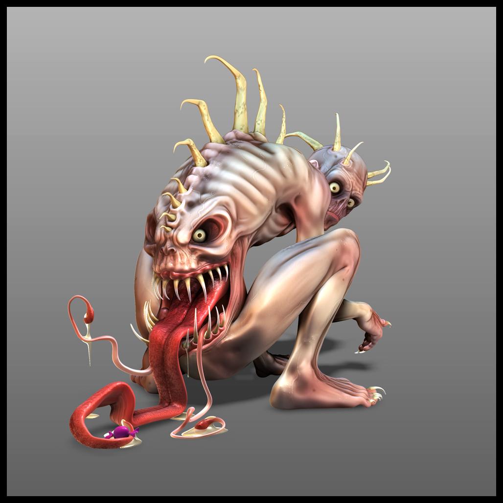Demon Possessed by ~INVERTVISION