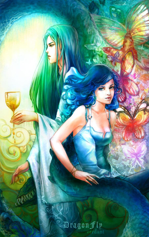 DragonFly by ~verdant