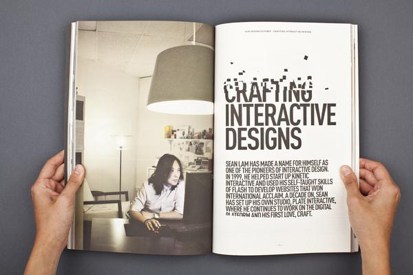 Magspreads magazine design and editorial inspiration the design society jo - Design journal magazine ...