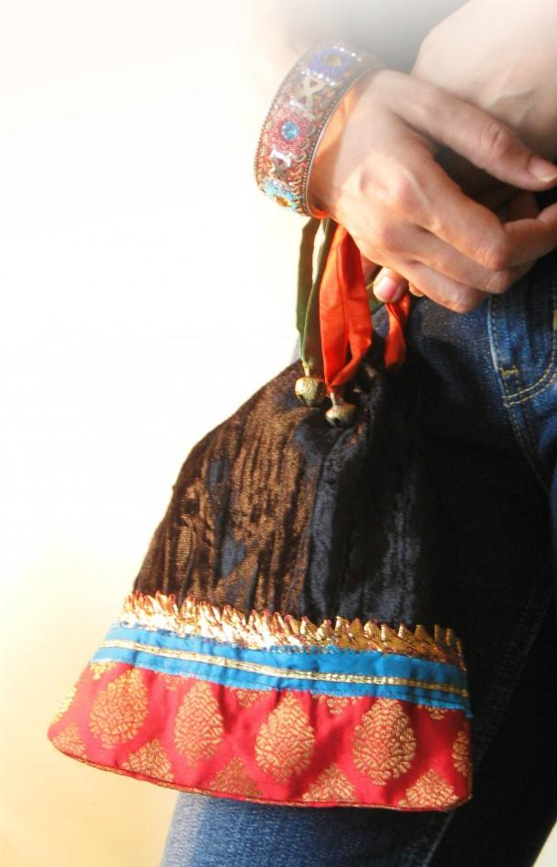 The potli bag - Craftsia - Indian Handmade Products & Gifts