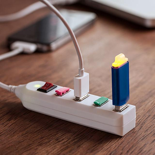 USB Power Strip | Fancy Crave